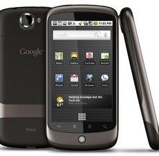 Запчасти для HTC Nexus One Google (G5)